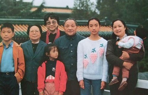 张高丽的老婆是邓楠